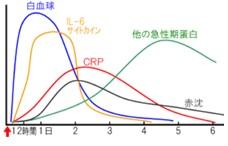 白血球グラフ